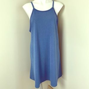 Wallflower Blue Dress NWT